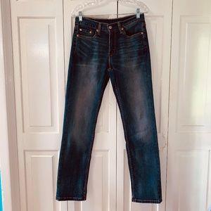 Levi's 514 Men's Straight Jeans